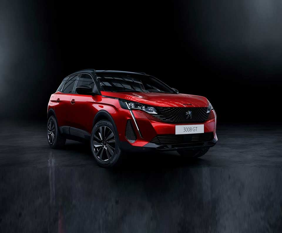 peugeot 3008 lease deals intelligent car leasing. Black Bedroom Furniture Sets. Home Design Ideas