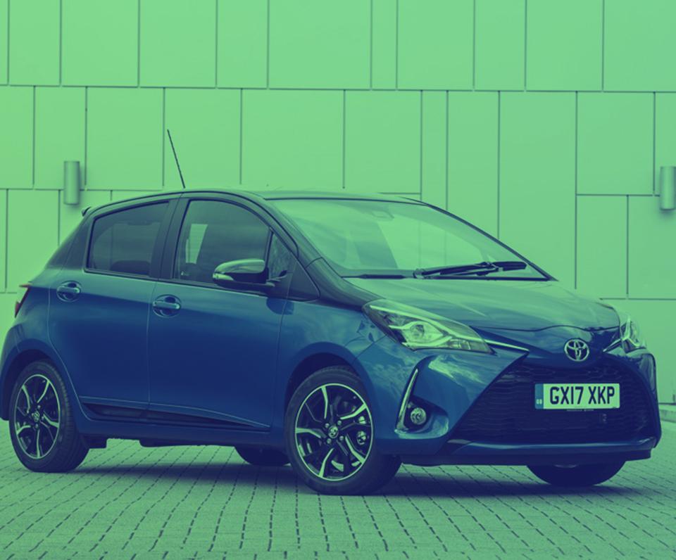 toyota yaris lease deals intelligent car leasing