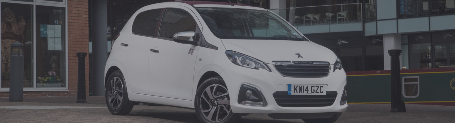 PEUGEOT 108 lease deals - Intelligent Car Leasing