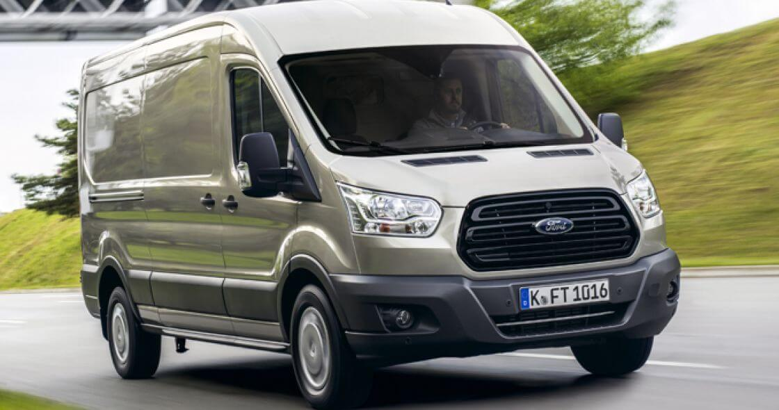 FORD 2.0 TDCi 130ps H2 Trend Van