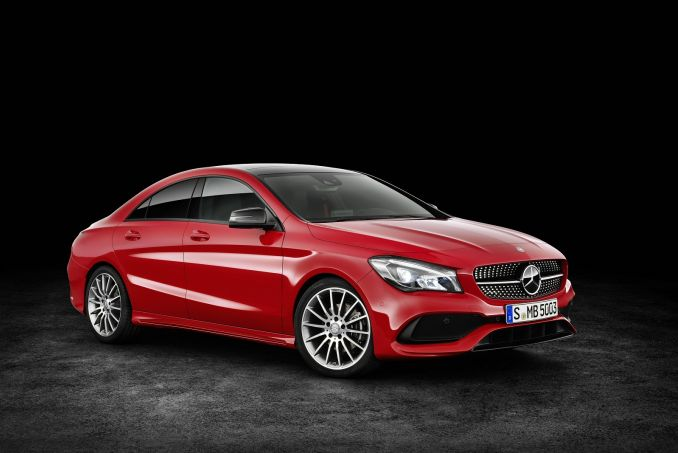 MERCEDES-BENZ CLA 180 AMG Line Edition 4dr