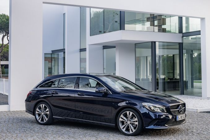 MERCEDES-BENZ CLA 200 AMG Line Edition 5dr