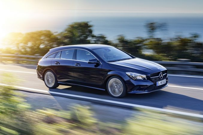 MERCEDES-BENZ CLA 180 AMG Line Edition 5dr