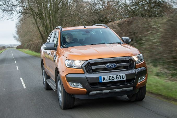 Image 6: Ford Ranger Diesel Pick UP Double CAB Limited 2 2.2 TDCI