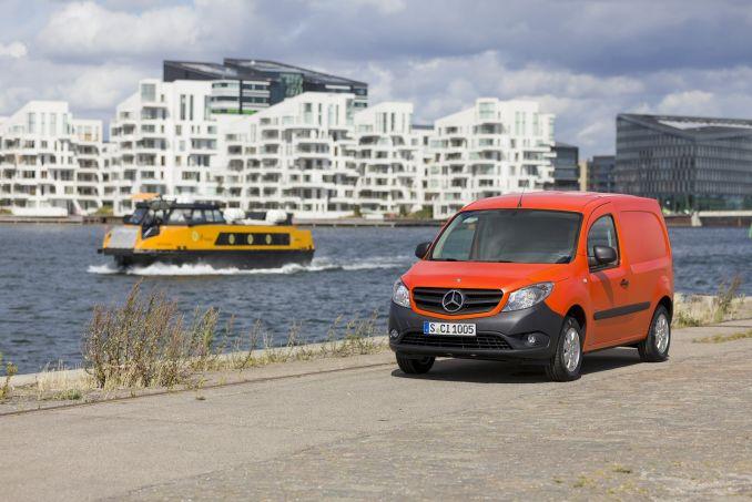 Image 4: Mercedes-Benz Citan Tourer Long Diesel 109CDI 5 Seater