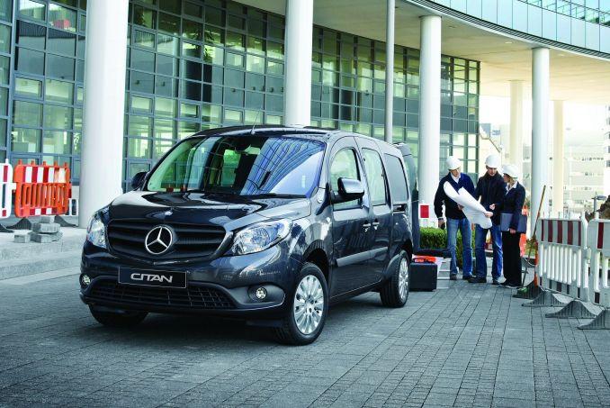 Image 6: Mercedes-Benz Citan Tourer Long Diesel 109CDI 5 Seater
