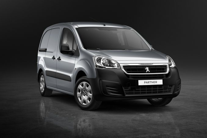 Video Review: Peugeot Partner L1 Diesel 850 1.6 Bluehdi 100 Professional VAN
