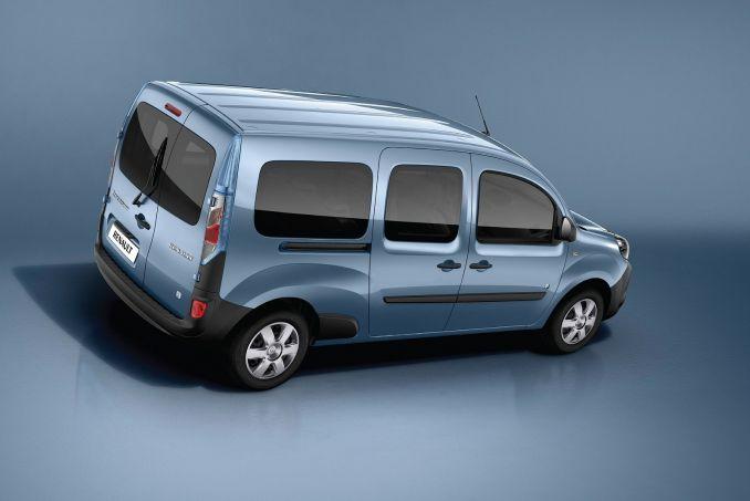 Renault Kangoo Diesel ML19 Energy DCI 90 Business VAN [euro 6] On
