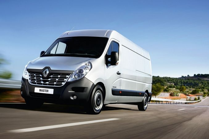 RENAULT MM33dCi 110 Business Medium Roof Van [EURO 6]