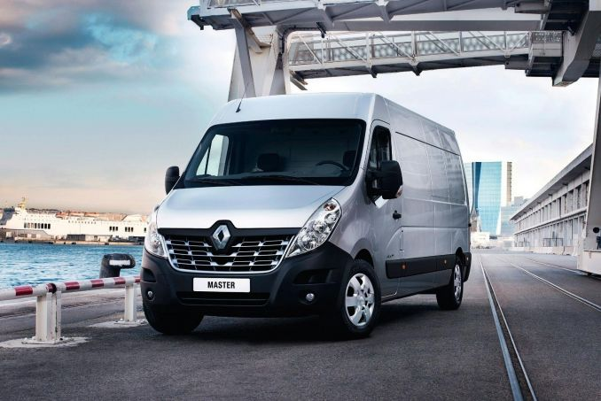 Image 4: Renault Master MWB Diesel FWD Mm33dci 110 Business Medium Roof VAN [euro 6]