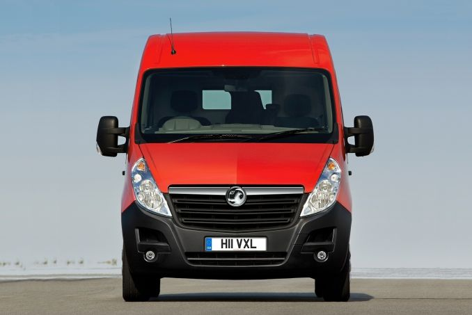 44e85f8b59 Vauxhall Movano 35 L3 Diesel FWD 2.3 Cdti H2 VAN 130PS On Lease From ...