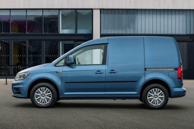 Video Review: Volkswagen Caddy C20 Petrol 1.2 TSI Bluemotion Tech 84PS Startline VAN