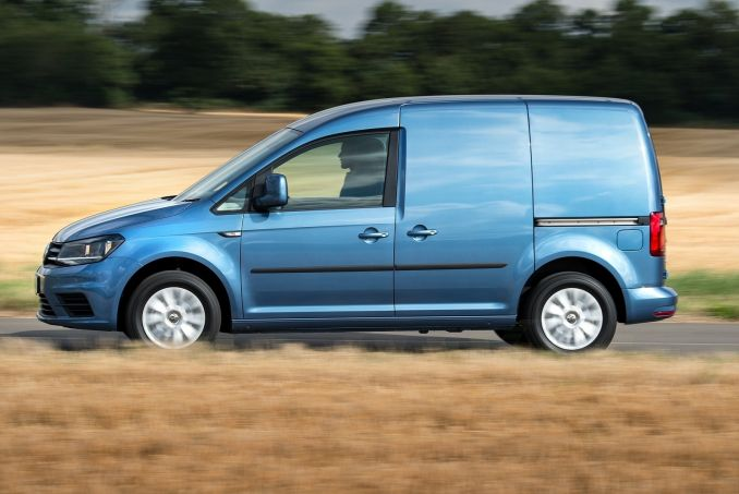 Image 6: Volkswagen Caddy C20 Petrol 1.2 TSI Bluemotion Tech 84PS Startline VAN