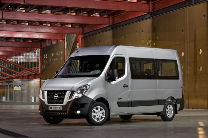 Video Review: Nissan NV400 F33 L2 Diesel 2.3 DCI 130PS H2 SE VAN