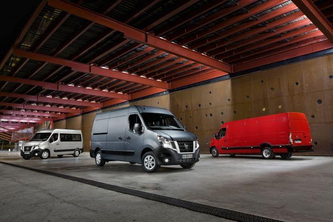 Image 2: Nissan NV400 F33 L2 Diesel 2.3 DCI 130PS H2 SE VAN