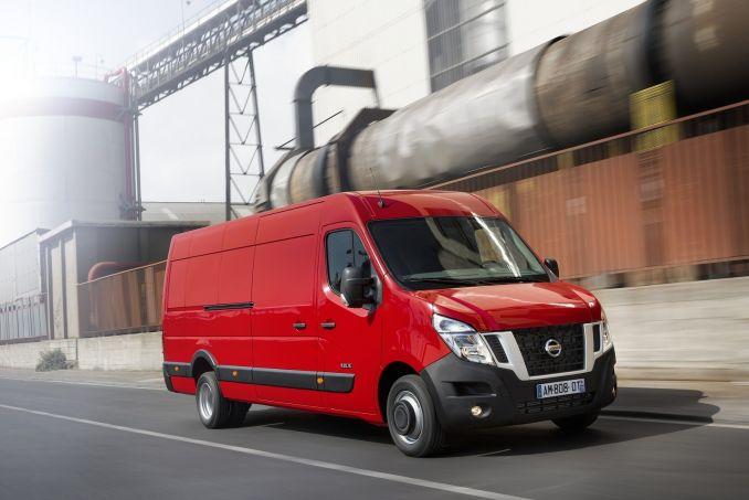 Image 4: Nissan NV400 F33 L2 Diesel 2.3 DCI 130PS H2 SE VAN
