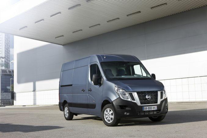 Image 6: Nissan NV400 F33 L2 Diesel 2.3 DCI 130PS H2 SE VAN