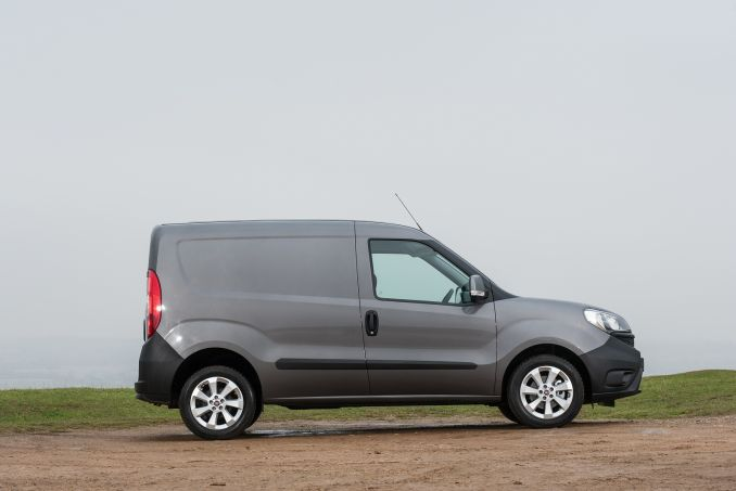 Fiat Doblo Cargo L1 Petrol 1 4 16v Sx High Roof Van On Lease From