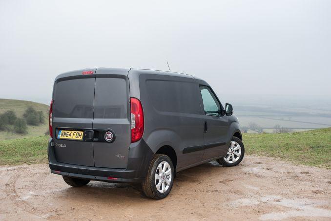 fiat doblo cargo l1 petrol 1 4 16v van on lease from. Black Bedroom Furniture Sets. Home Design Ideas