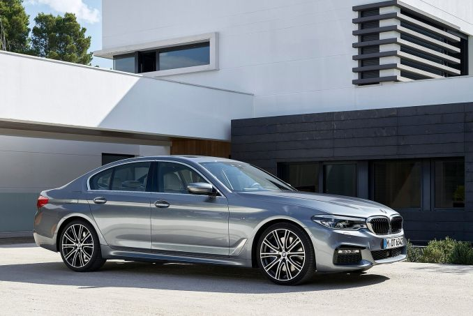 BMW 520d M Sport 4dr Auto