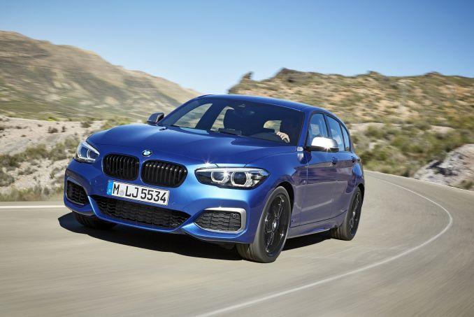 BMW 118i [1.5] Sport 5dr [Nav/Servotronic]
