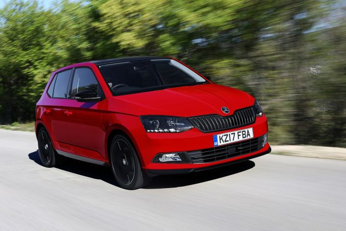 SKODA 1.0 TSI Colour Edition 5dr