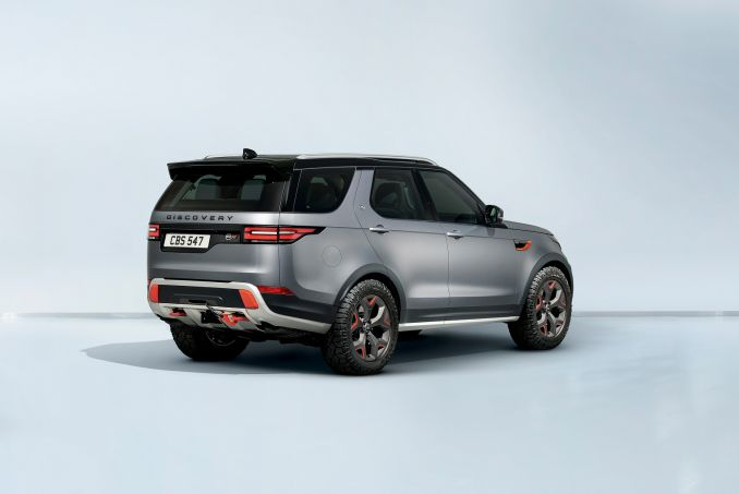 Land Rover Lease >> Land Rover Discovery Diesel Sw 3 0 Sdv6 Hse 5dr Auto