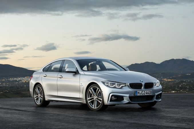BMW 420d [190] M Sport 5dr [Professional Media]