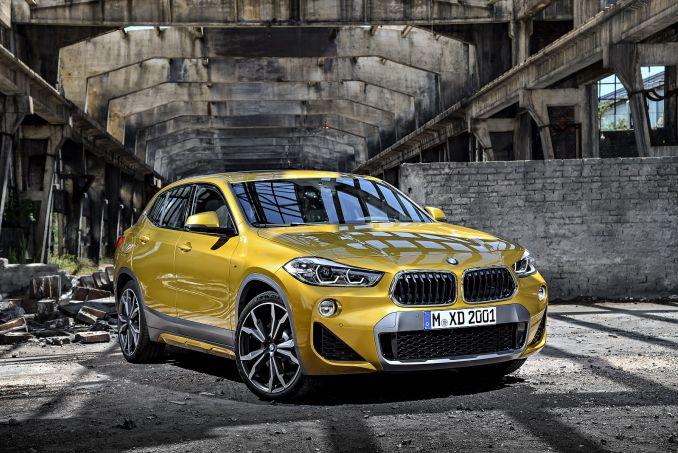 BMW sDrive 20i M Sport X 5dr Step Auto