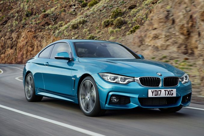 BMW 420i M Sport 2dr Auto [Professional Media]