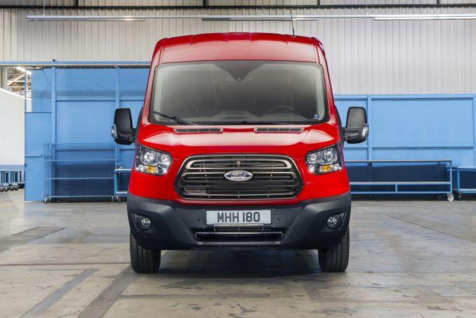 Image 5: Ford Transit 290 L2 Diesel FWD 2.0 TDCI 105PS H2 VAN