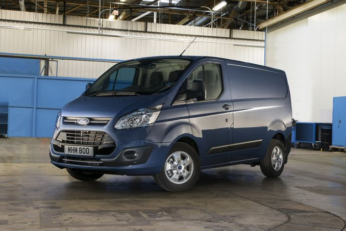 FORD 2.0 TDCi 105ps H2 Van