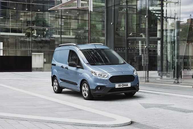 Image 2: Ford Transit Courier Petrol 1.0 Ecoboost Trend VAN [6 Speed]