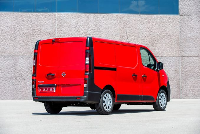 Nissan NV300 2 9T L1 Diesel 1 6 DCI 145PS H1 Tekna VAN On Lease From