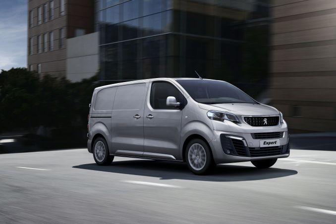 PEUGEOT 1000 1.6 BlueHDi 115 Professional Van