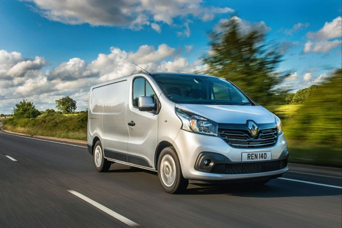 Video Review: Renault Trafic SWB Diesel SL27 Energy DCI 125 Sport NAV VAN
