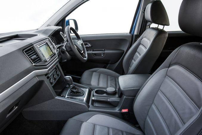 Image 5: Volkswagen Amarok A33 Diesel D/CAB Pick UP Trendline 3.0 V6 TDI 163 BMT 4motion