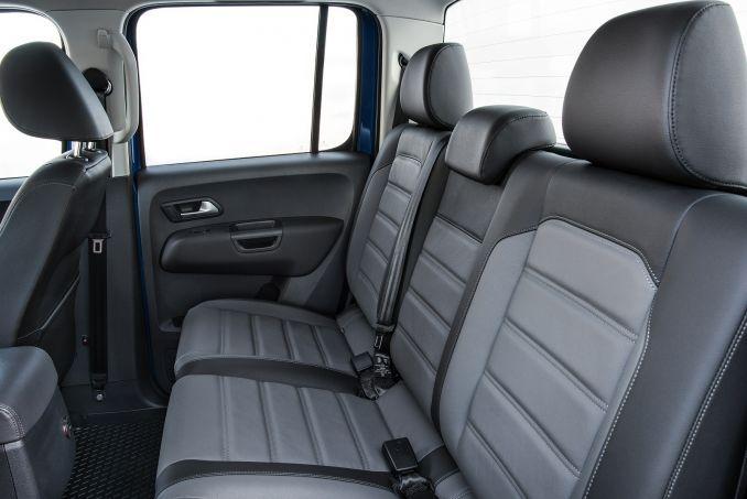 Image 4: Volkswagen Amarok A33 Diesel D/CAB Pick UP Trendline 3.0 V6 TDI 163 BMT 4motion