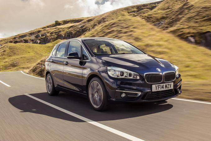 BMW 218i M Sport 5dr