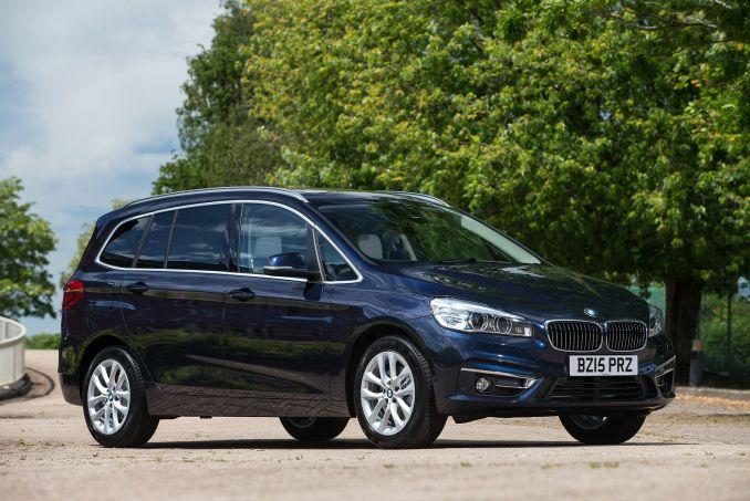 BMW 218d SE 5dr