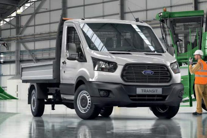 Video Review: Ford Transit 350 L4 Diesel RWD 2.0 TDCI 170PS Dropside