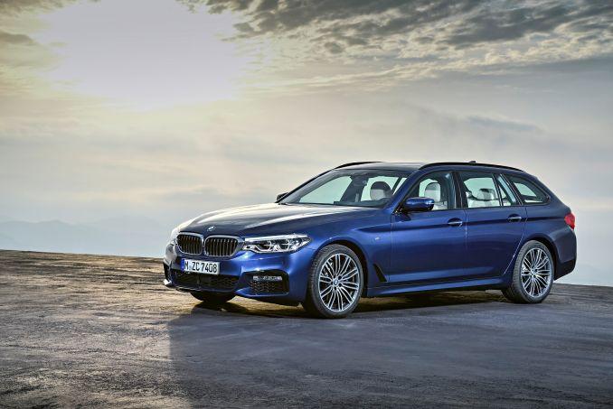 BMW 520d M Sport 5dr Auto
