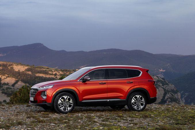 hyundai santa fe lease deals - intelligent car leasing