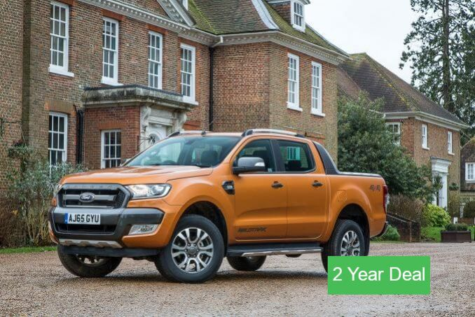 FORD Pick Up Double Cab Wildtrak 3.2 TDCi 200 Auto