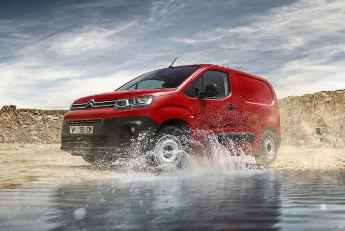 Video Review: Citroen Berlingo M Diesel 1.6 Bluehdi 1000KG Enterprise 100PS [start Stop]