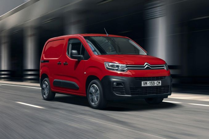 Image 5: Citroen Berlingo M Diesel 1.6 Bluehdi 1000KG Enterprise 100PS [start Stop]