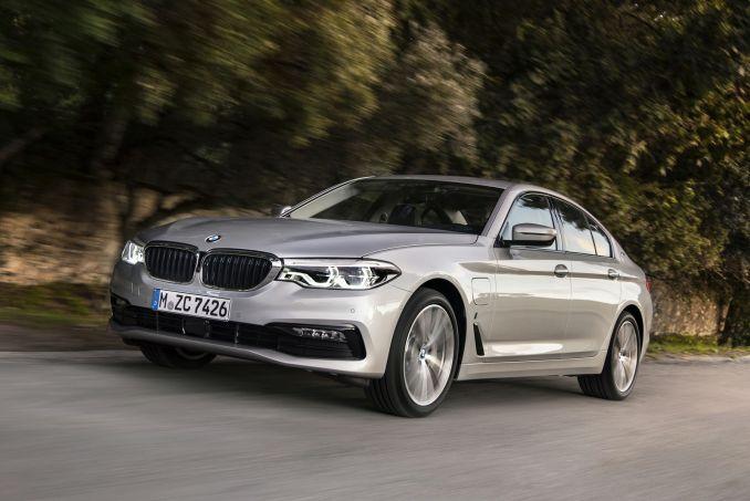 BMW 530e M Sport 4dr Auto