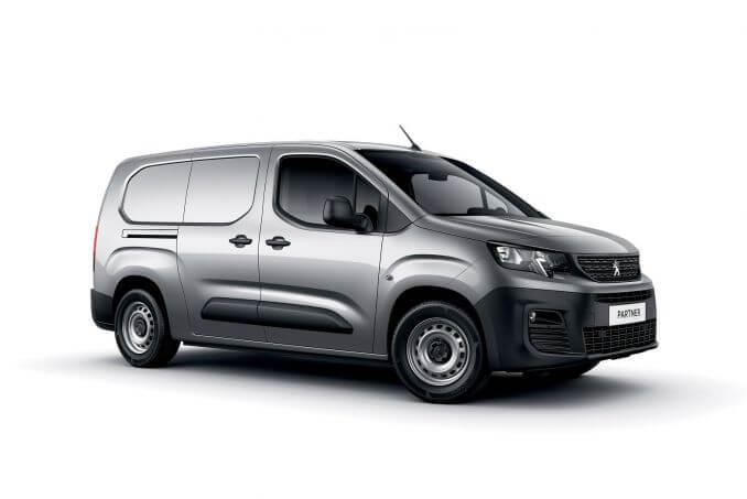 Image 3: Peugeot Partner Standard Diesel 1000 1.6 Bluehdi 100 Professional VAN
