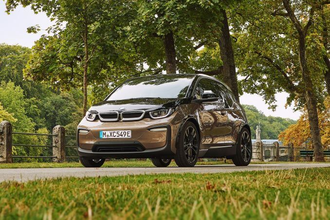 BMW 125kW 42kWh 5dr Auto