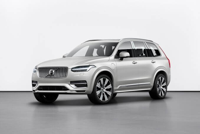 Volvo Xc90 Diesel Estate 2 0 B5 235 Momentum 5dr Awd Geartronic